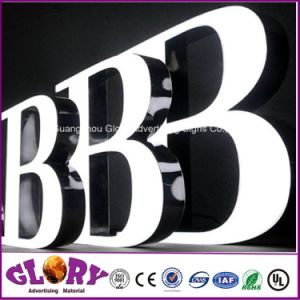 3D Letter Sign and Resin Signages LED Channel Sign pictures & photos