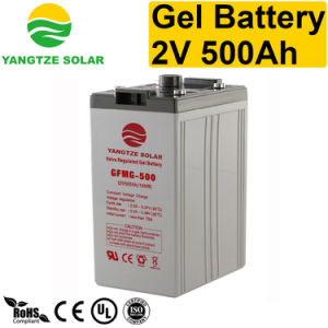 Yangtze 12V 500ah Waterproof Rechargeable Battery Pack pictures & photos