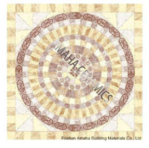 Flower Pattern Carpet Tile Polished Crystal Ceramic Floor Tile 1200X1200mm (BMP48) pictures & photos