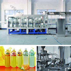 Juice, Milk and Still Drink Pop Cans Filling Machine pictures & photos