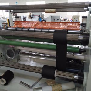 Automatic Adhesive Foam Tape Slitting Rewinding Machine pictures & photos
