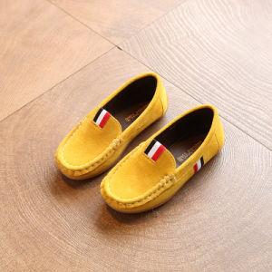 Latest Design Four Colors Child Canvas Fashion Casual Kids Shoes Boys Shoes pictures & photos