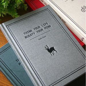 New Design High Quality Stationery Customized Hardcover Notebook pictures & photos