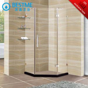Stainless Steel Frameless Sliding Shower Room (BL-Z3501) pictures & photos
