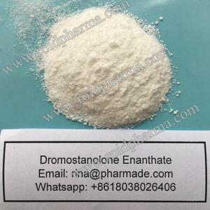 Pharmade Raws Drostanolone Enanthate Masteron Powder pictures & photos