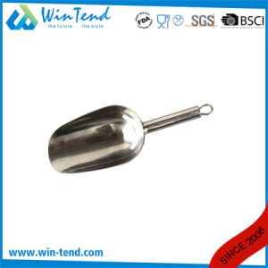 Commercial Stainless Steel Kitchen Ice Scoop Scraper pictures & photos