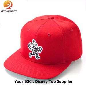 Polyester Baseball Cap, Special Ottoman Fabric Baseball Cap with 3D Embroidery pictures & photos