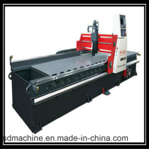 Hot Sale Portable CNC 100mm Metal Plasma CNC Cutting Machine pictures & photos