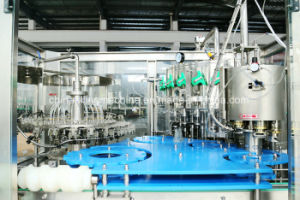 Glass Bottle Washing Filling Capping Line for Beer pictures & photos