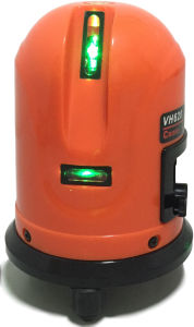 Danpon Green Laser Level Two Beams Crossing Lines pictures & photos
