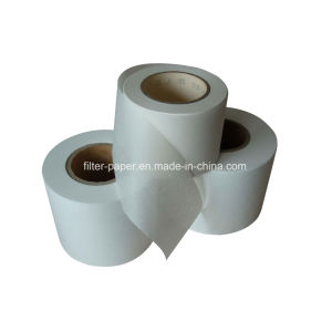 Manufacturer Wholesale 145mm Width Roll Heat Seal Tea Bag Filter Paper pictures & photos
