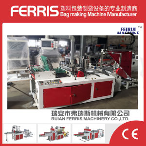 New Type Two Side Cutting and Sealing Machine