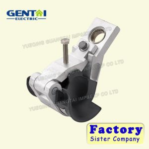 Suspension Clamp with The Al Anchoring Bracket Suspension Clamp Assembly pictures & photos