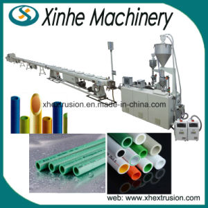 High Quality Assurance of Plastic Extruder Machine for PP-R Pipes