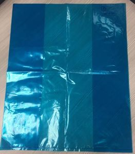 Transparent LDPE / HDPE Cloth Packaging Bag pictures & photos