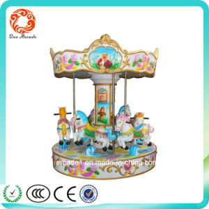 Factory Price 6 Seats Kids Rides Carousel for Amusement Park pictures & photos