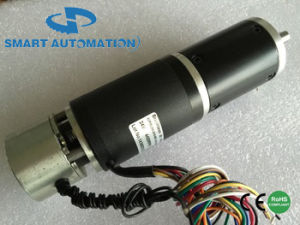 Dia. 42mm Brushless DC Planetary Gearbox Motor, Brake Integrated