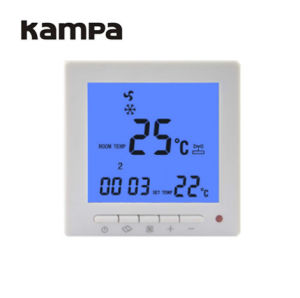 Cheap Programmable Room Thermostat for Heating and Cooling pictures & photos