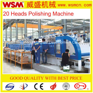 Marble Line Profiling Machine with 8 Heads by Automatic pictures & photos