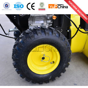 Factory Direct Sale Triangular Crawler Snow Blower/Thrower pictures & photos