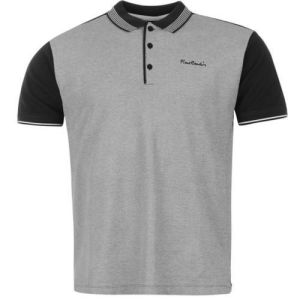Wholesale High Quality Cardin Striped Polo Shirt (A666) pictures & photos