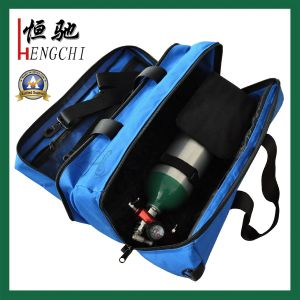 High Quality Oxford Cloth First Aid Bag for Oxygen Bottle pictures & photos