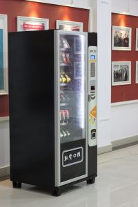 Mini Healthy Vending Machines for Office Use pictures & photos