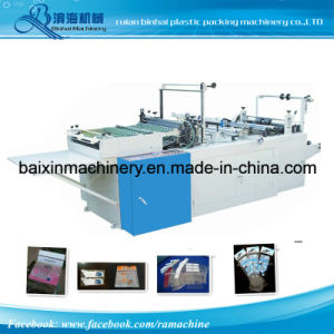 BOPP Header Bag Making Machines pictures & photos