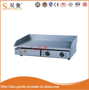 Kitchen Catering Commercial Popular Electric Griddles pictures & photos