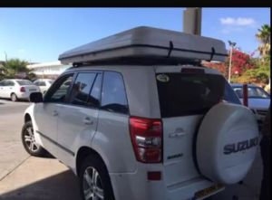New Hard Shell Car Roof Top Tent pictures & photos
