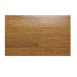 Click Lock Strand Woven Bamboo Parquet for Home pictures & photos
