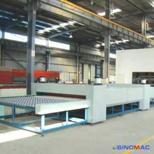 Manual Operation Laminated Glass Production Line (SN-JCX2250M) pictures & photos