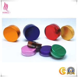 Aluminum Screw Lids with Lots of Colours pictures & photos