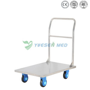 Ysvet9111 Medical Animal Euiqpment Delivery Veterinary Trolley pictures & photos