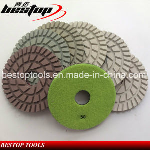Bestop High Quality Polishing Pads for Marble pictures & photos