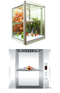 Dumbwaiter Elevator and Lift for Kitchen pictures & photos