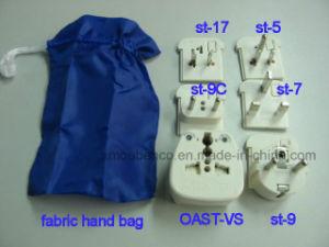 Universal Travel Adaptor-Socket, Plug (AST-P5VS) pictures & photos