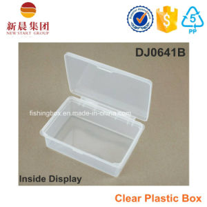Large Inner Space Plastic Box pictures & photos