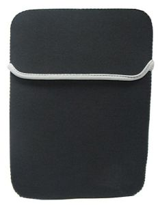 Popular Soft Leisure Black 15′′ Tablet Laptop Sleeve pictures & photos
