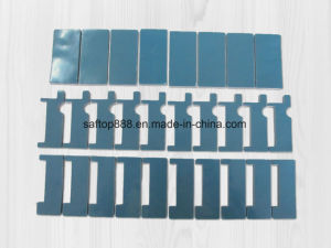 Thermal Pad 12W Heat Sink Pad Thermal Silicone Pad Thermal Conductive Silicone Pad for IC MOS pictures & photos