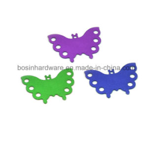 Butterfly Animal Shaped Aluminum Dog Tag pictures & photos