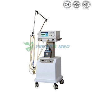 Built-in Oxygen/Air Blender Baby CPAP Machine Ysav200A Neonatal Ventilator pictures & photos