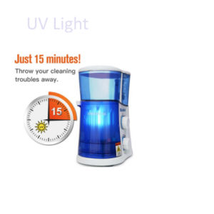 Nicefeel UV Light Dental Irrigator Teeth Cleaning pictures & photos