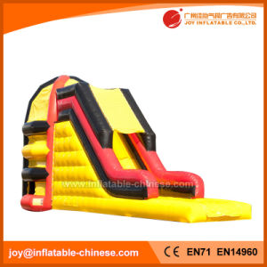 New Design Inflatable Slump Slide for Entertainment (T4-702) pictures & photos