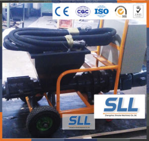 Cement Spraying Machine Wall Plastering Machine pictures & photos