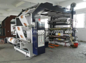 6 Colors High Speed Flexography Printing Film Machine pictures & photos
