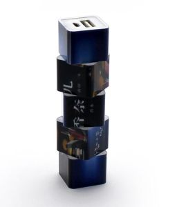 New hot Rubik′s Cube power bank for mobile phone charger pictures & photos