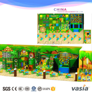 Environmental Protection Indoor Playground with Safe Quality pictures & photos