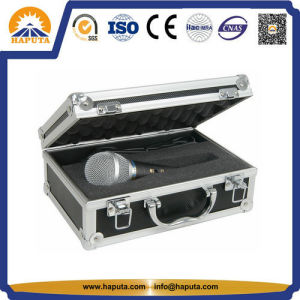 Hard Aluminium Flight Case for Musical Microphone Packaging Case (HF-7006) pictures & photos