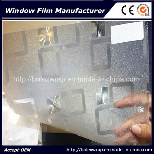 3D Winfow Film Sparkle Frosted Window Film Decorative Film for Home Decoration pictures & photos